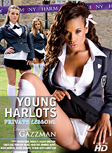 Young Harlots - Private Lessons DVD