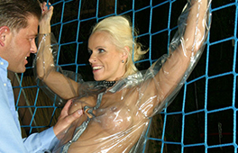 Kinky German Chick In A Raincoat Gets Fucked Insane