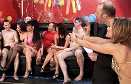 German Amateur Fun and Games
