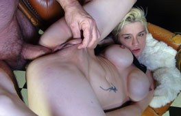 Anal German Stepmom