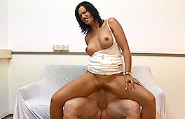 German girl takes it up the ass
