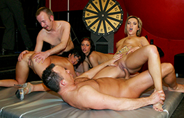 German Gangbang Games