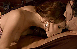 Beautiful brunette enjoys a good fuck