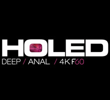 Holed logo