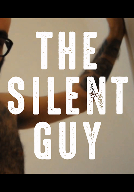 The silent guy