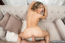 Blair Williams Got Tired Of Waiting For Her Man To Get Home And Fuck Her, So She Went Ahead And Started Masturbating In The Tub. Lucky For Us, He Got Home In Time To Catch Her In The Act And Give Her The Deep Dick Fucking That She Craved!