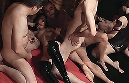 Swingers club groupsex - סרטי סקס